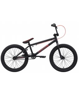 Eastern Piston BMX Bike Matte Black 20in