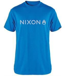Nixon Basis T-Shirt Royal/Blue