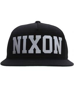 Nixon Billboard Snapback Cap