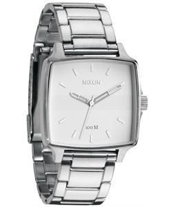 Nixon Cruiser Watch White