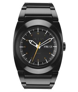 Nixon Don Watch All Black/Orange
