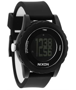 Nixon Genie Watch Black