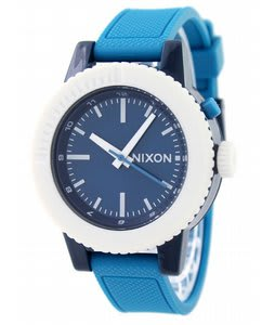 Nixon GoGo Watch Green/Blue/Navy