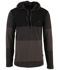 Nixon Heath L/S Knit Hooded Pullover Shirt