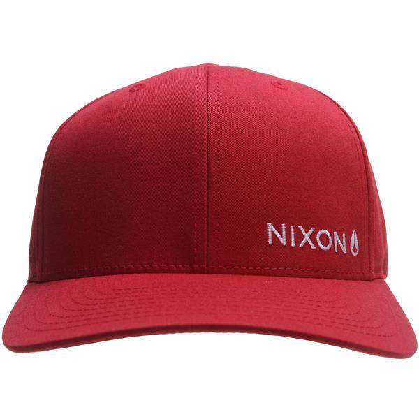 Nixon Lockup Snapback Cap