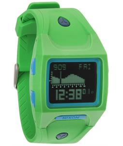Nixon Lodown Watch Green/Blue/Navy