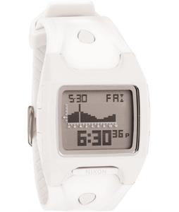 Nixon Lodown Watch White