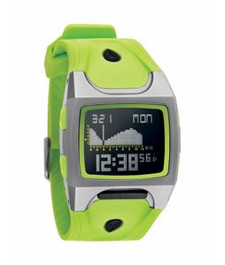 Nixon Lodown Watch Lime/Black