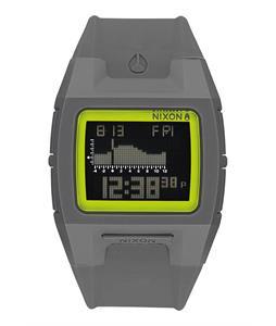 Nixon Lowdown Silicone Watch