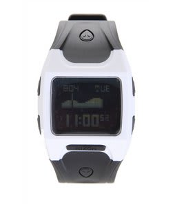 Nixon Lodown Watch Black/White