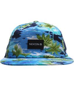 Nixon Luau Snapback Cap