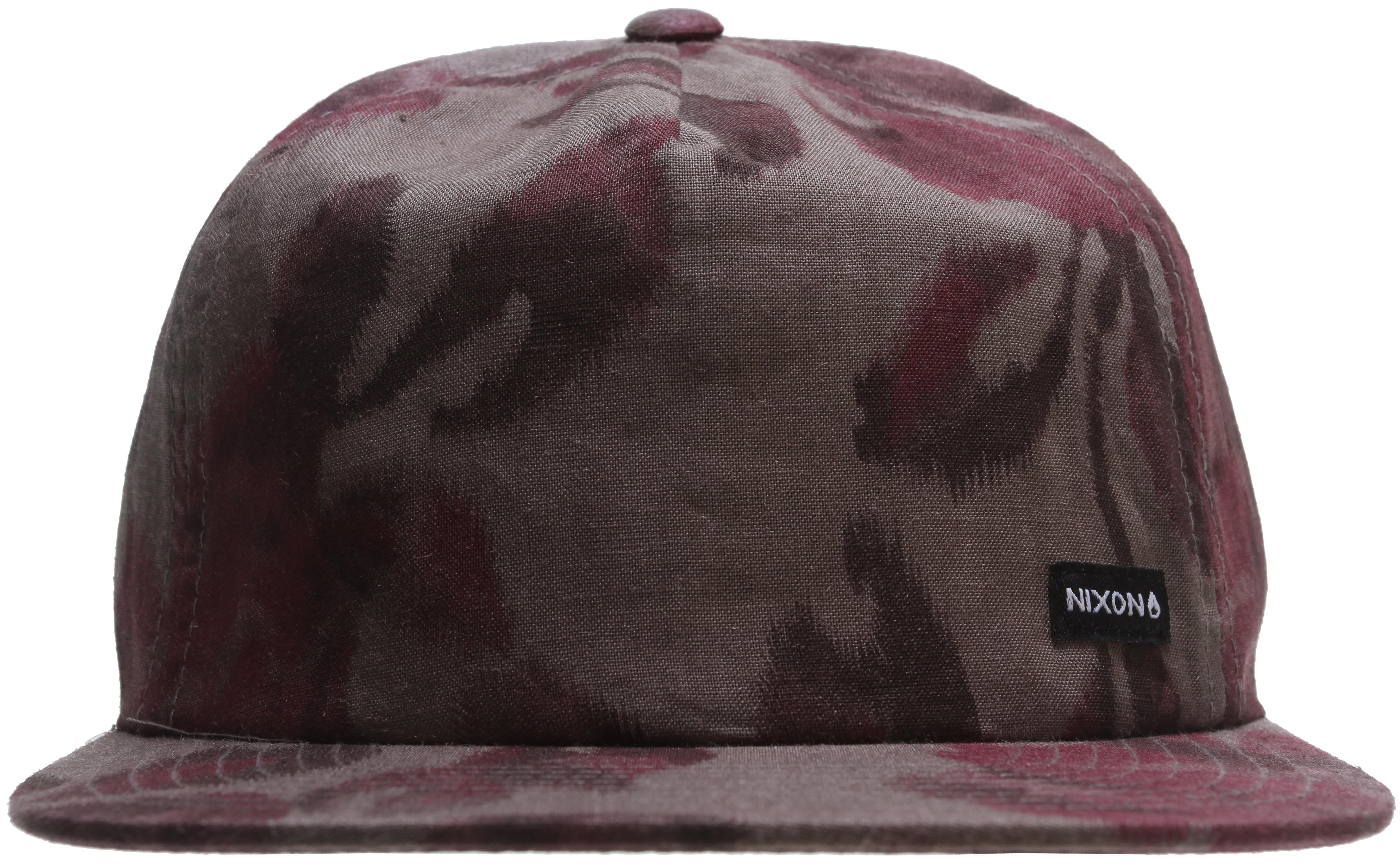 Nixon Miles Snapback Cap