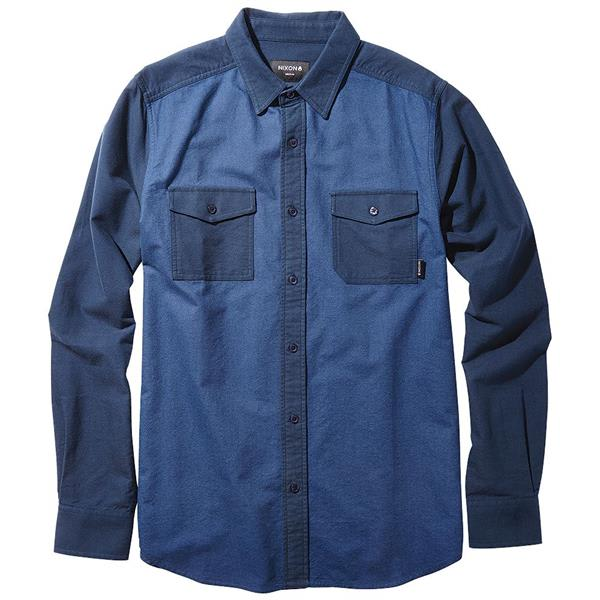 Nixon Nathan L/S Shirt