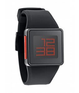 Nixon Newton Watch Digital Black
