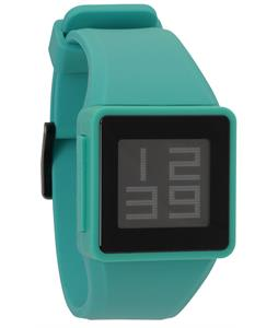 Nixon Newton Digital Watch Black/Teal