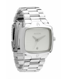 Nixon Player Watch White