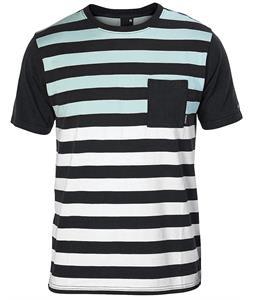 Nixon Ripley T-Shirt Black