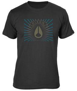 Nixon Rising T-Shirt Black