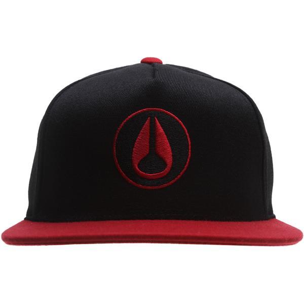 Nixon Rockwell Snapback Cap