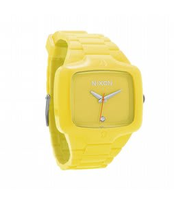 Nixon Rubber Player Watch Flouro 4