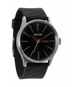 Nixon Sentry Watch Black