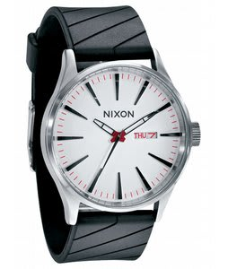 Nixon Sentry Watch White