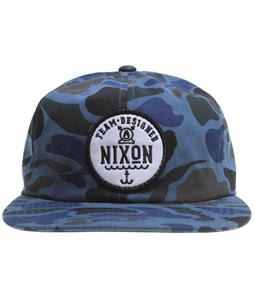 Nixon Series Cap Blue Camo