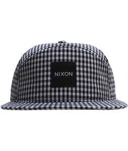 Nixon Snapper Print Snapback Cap