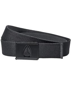 Nixon Spy Belt Black/Anthracite