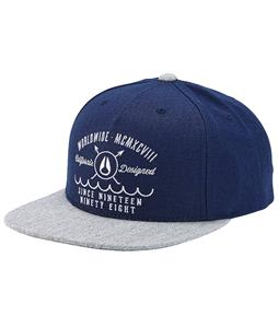 Nixon Stern Snapback Cap