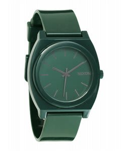 Nixon Time Teller P Watch Hunter Green