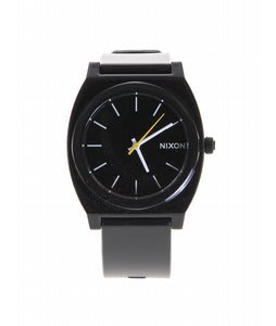 Nixon Time Teller P Watch Black