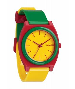 Nixon Time Teller P Watch Rasta