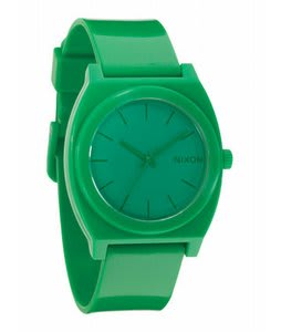 Nixon Time Teller P Watch Green