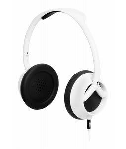 Nixon Trooper Headphones White/Black