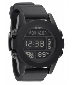 Nixon Unit Watch Black