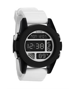 Nixon Unit Watch White/Black