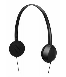 Nixon Whip Headphones Black