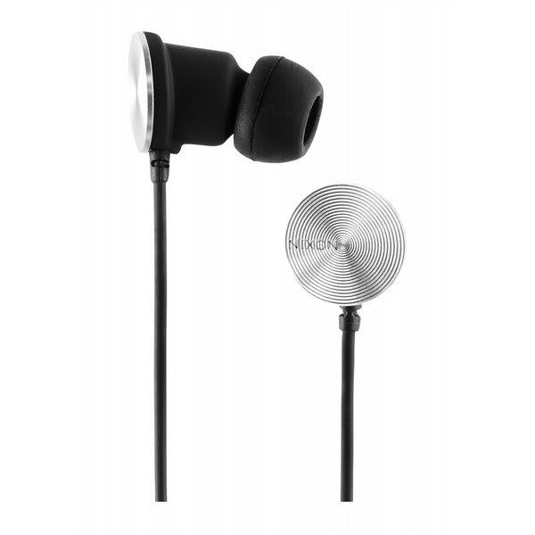 Nixon Wire 3-Button Mic Headphones