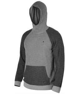Nixon Woods Hoodie Charcoal Heather