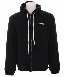 Nomis Simon Referee Reversible Zip Hoodie Black/Purple