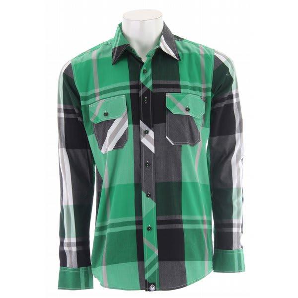 Nomis Big Time Plaid Shirt