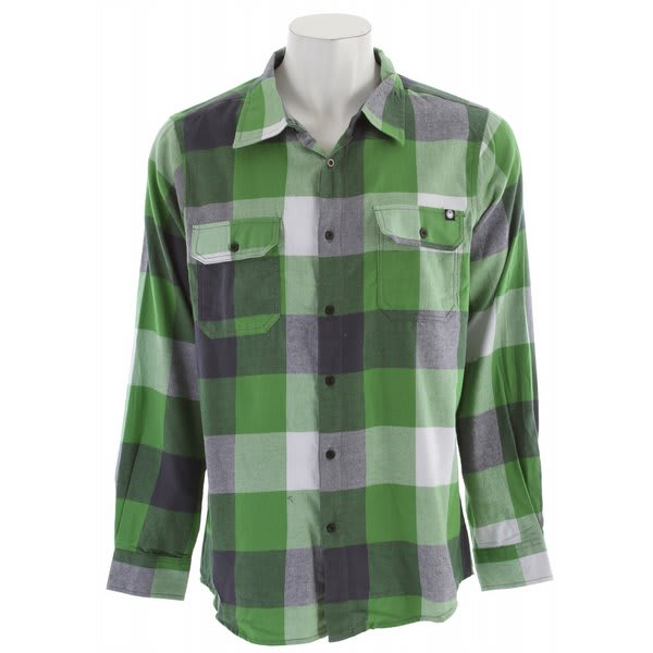 Nomis Box Plaid L/S Shirt