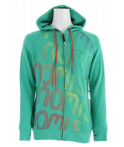 Nomis CMYK Hoodie Mint Julep