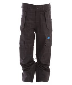 Nomis Connect Cargo Shell Snowboard Pants Black Og