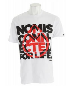 Nomis Connected T-Shirt White