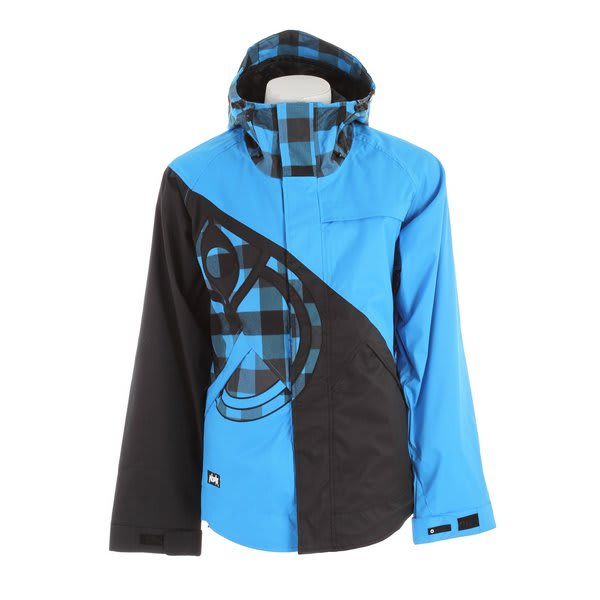 Nomis Diagonal Shell Snowboard Jacket