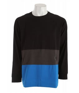 Nomis Era L/S Jersey Shirt Black