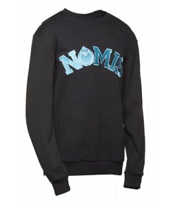 Nomis Essential Athletic Crew Black