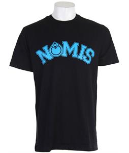 Nomis Essential Athletic T-Shirt Black